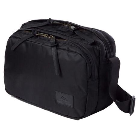 グレゴリー(GREGORY) ASCEND MINI SHOULDER BAG ショルダーバック 732151041-ブラック (Men's、Lady's)