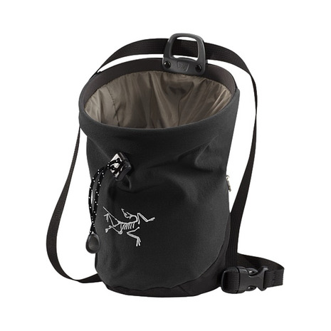 アークテリクス(ARC'TERYX) C80 Chalk Bag Black (Men's、Lady's)