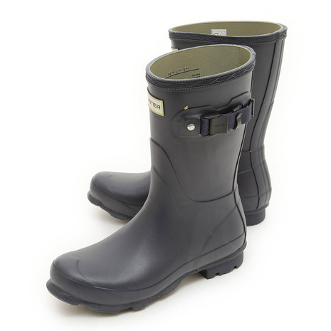 ハンター(Hunter) NORRIS FIELD S BOOT WFS1014RMINVY レインブーツ (Lady's)