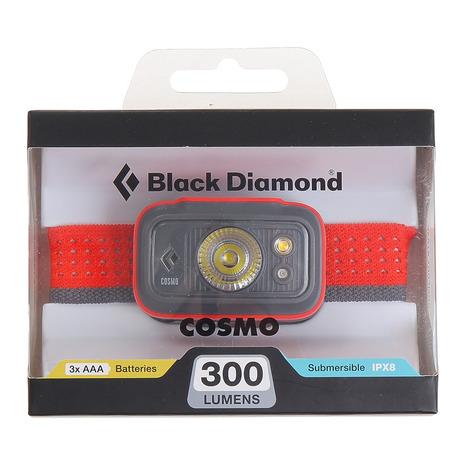 選び方自由 2点以上で5%OFFクーポン☆9 卓抜 即出荷 11迄 ブラックダイヤモンド Black Diamond LEDヘッドライト BD81302008 メンズ コズモ300 レディース