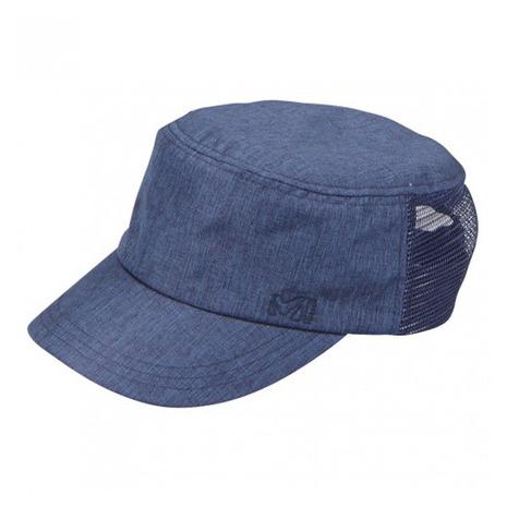 ミレー(Millet) ランドネメッシュワークキャップ RANDONNEE MESH WORK CAP MIV01291-4809 帽子 (Men's)