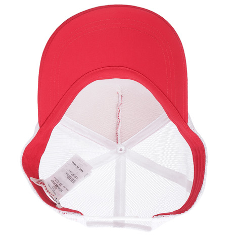 チャムス(CHUMS) Booby Face Mesh Cap・Red CH05-1109-R001 (Men's、Lady's)