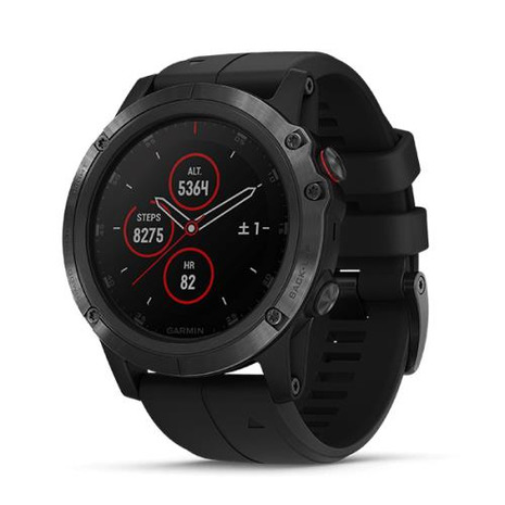 ガーミン(GARMIN) fenix5X Plus Sa BK 010-01989-63 (Men's、Lady's)