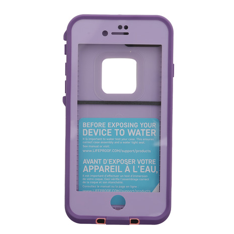 ライフプルーフ(LIFEPROOF) FreSeries for iPhone8&7 ケース 77-56791 Chakra (Men's、Lady's)