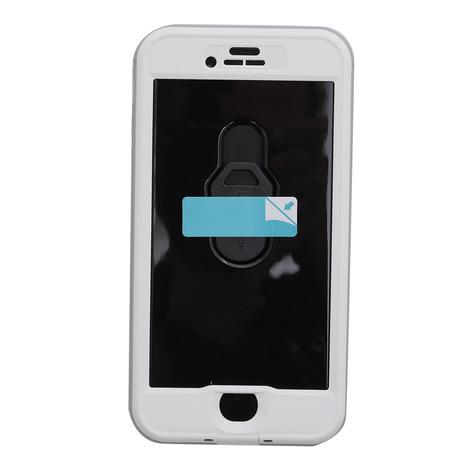 ライフプルーフ(LIFEPROOF) NuudSeries for iPhone8P ケース 77-57001 Snowcapped (Men's、Lady's)