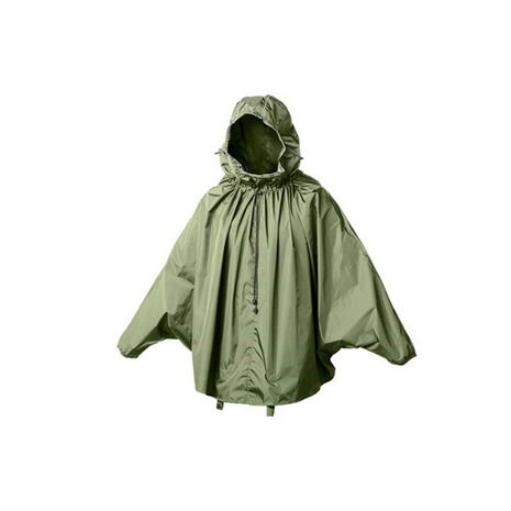 ブルックス(BROOKS) レインウエア CAMBRIDGE RAINCAPE 90-2581500521 OLIVE (Men's、Lady's)