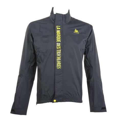 ルコック スポルティフ(Lecoq Sportif) ブリーザブルウィンドジャケット ジャケットウエア QC-570163 BLK ブラック (Men's)