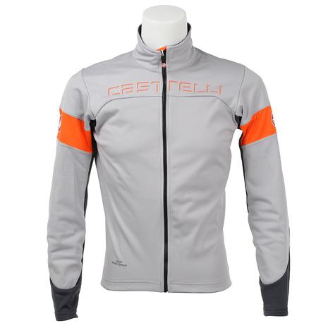 カステリ(Castelli) TRANSITION JACKET 17505-834 LGRY ジャケット (Men's)