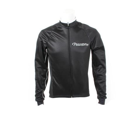 ピアソン(PEARSON) Reflex Jacket ジャケット 2PI521 Black/white サイクルウエア (Men's)