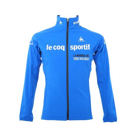 ルコック スポルティフ(Lecoq Sportif) エントリーサーモジャケット メンズ ジャケットウエア QC-841463 BDL ブルー (Men's)