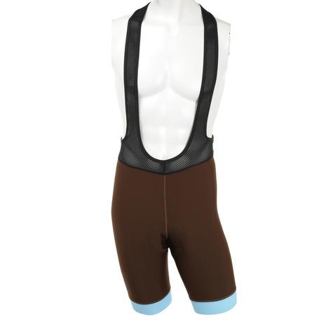 カペルミュール(KAPELMUUR) UVカットビブショーツパンツ kppt033 チョコミント (Men's)