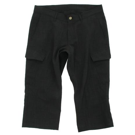 リンプロジェクト(rin project) FURYUショートパンツ 3100 KASURI BLACK (Men's、Lady's)