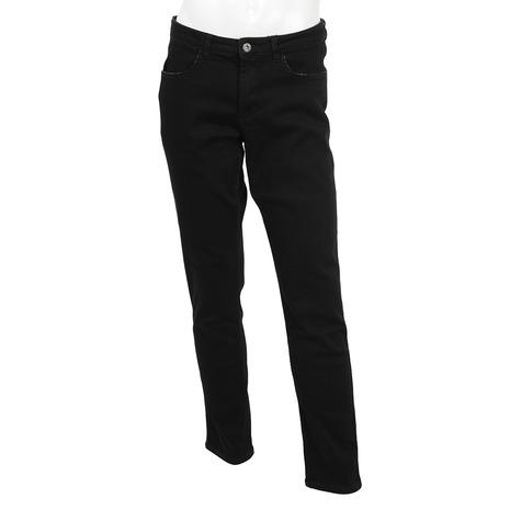 カペルミュール(KAPELMUUR) カジュアルサーモ ストレッチデニムパンツ ブラック kplp017 (Men's、Lady's)