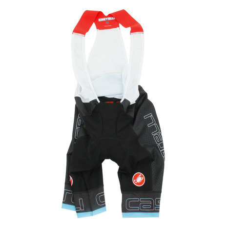 カステリ(Castelli) FREE AERO RACE BIB 15005 861 BLACK (Men's、Lady's)