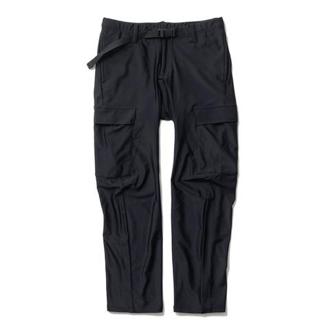 ステムデザイン(STEM DESIGN) ナイロンジテツウパンツ くるぶし丈 S18F-P019 black (Men's)