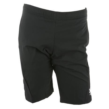 カペルミュール(KAPELMUUR) サイクルハーフパンツ パッド付 ブラック kphp007 (Men's)