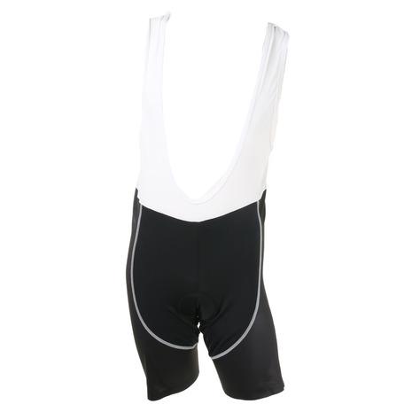 ピアソン(PEARSON) Pearson Black and White Bib Shorts 2PI54015 Black 自転車 サイクルパンツ (Men's)