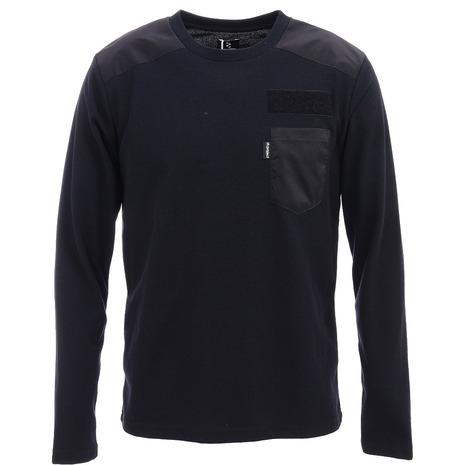 リンプロジェクト rin project GAシャツ 美品 公式 NAVY メンズ 2175