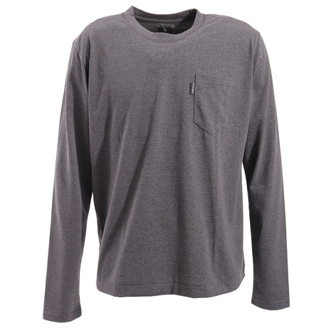 リンプロジェクト(rin project) ワシドライロングTシャツ 2159 GRAY (Men's)