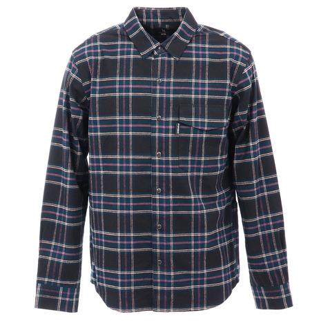 リンプロジェクト 本日限定 rin project 限定価格セール ネルシャツ タータンチェック 2193 NAVY メンズ CHECK