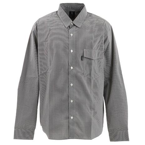 リンプロジェクト(rin project) プロツアラーシャツ 2118 GRAY CHECK (Men's)