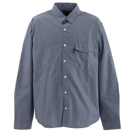 リンプロジェクト(rin project) プロツアラーシャツ 2118 BLUE (メンズ)