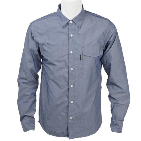 リンプロジェクト(rin project) プロツアラーシャツ サイクルウェア シャツ 2118 Blue (Men's)