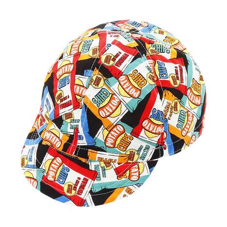 【ポイント14倍~ 10/10 0:00−23:59 要エントリー&カード決済】 リンプロジェクト(rin project) プリントサイクルキャップ Potate Chips 4520 MIX (メンズ、レディース):Victoria L-Breath支店