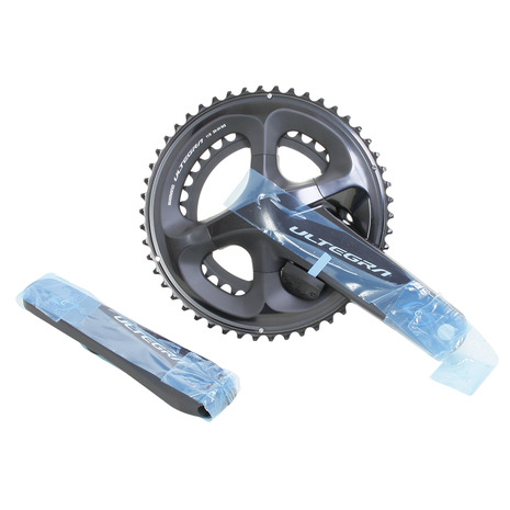 シマノ(SHIMANO) ステージパワーメーター DualSided UR8-C4 Ultegra R8000 170 50/34 (Men's、Lady's、Jr)