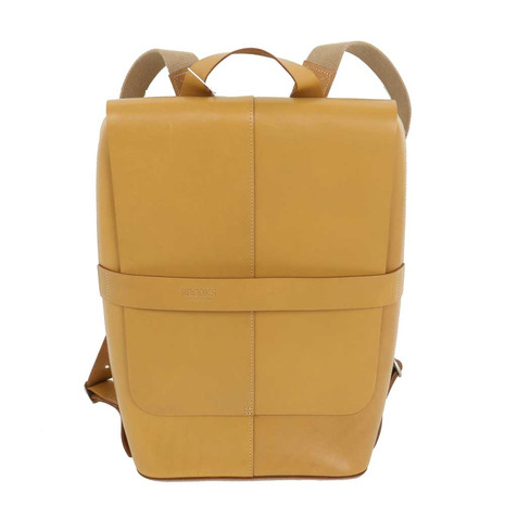 ブルックス(BROOKS) PICCADILLY LEATHER KNAPSACK MUSTARD メッセンジャーバック バック 90-2903000009 (Men's、Lady's)