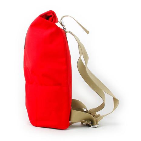 ブルックス(BROOKS) HACKNEY BACKPACK RED バックパック バック 90-2904000006 (Men's、Lady's)