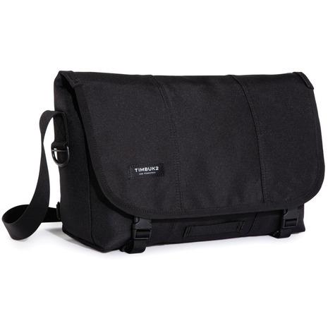 ティンバックツー(Timbuk2) Classic Messenger Bag クラッシックメッセンジャー S 110826114 JET BLACK (Men's、Lady's)