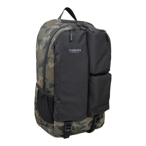 ティンバックツー(Timbuk2) Showdown Laptop Backpack ショウダウン 346-3-1138 JetBlack/Camo (Men's、Lady's)