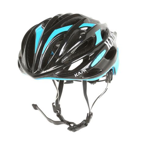 カスク(KASK) MOJITO モヒート サイズ L 2048000000406 BLK/L.BLU ヘルメット (Men's、Lady's)