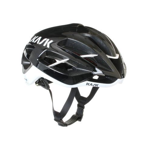 カスク(KASK) PROTONE (BLACK WHITE)サイクル ヘルメット (Men's)