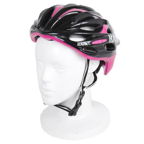 カスク(KASK) MOJITO モヒート サイズ L 2048000000420 BLK/FUCHSIA ヘルメット (Men's、Lady's)