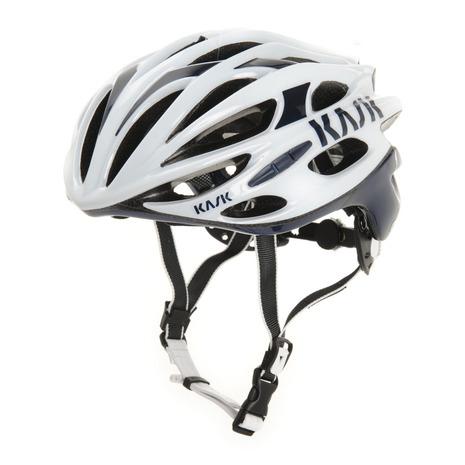 カスク(KASK) MOJITO モヒート サイズ M 2048000001588 WHT/NAVY BLU ヘルメット (Men's、Lady's)