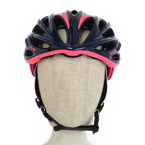 カスク(KASK) MOJITO モヒート サイズ M 2048000001618 NAVY BLU/PINK ヘルメット (Men's、Lady's)