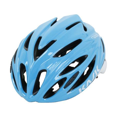 カスク(KASK) ラピード RAPIDO 2048000001717 ブルー ヘルメット (Men's、Lady's)