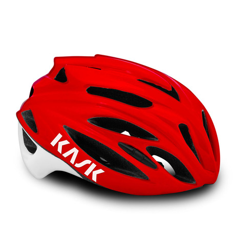 カスク(KASK) RAPIDO ラピード(サイズ:L)サイクルヘルメット 2048000000666 RED (Men's、Lady's)