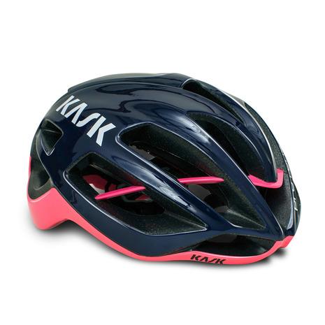 カスク(KASK) PROTONE プロトーン サイズ M 2048000001854 NAVY BLU/PINK ヘルメット (Men's、Lady's)