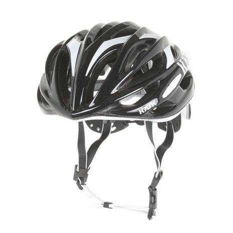 カスク(KASK) MOJITO モヒート サイズ L 2048000002080 BLK/WHT ヘルメット (Men's、Lady's)