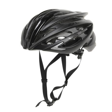ジロ(giRo) AEON WF アジアンフィット Lサイズ サイクルヘルメット 35-1047055110 MATTE BLACK (Men's、Lady's)