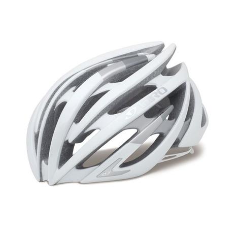 ジロ(giRo) AEON WF 男女兼用(サイズ:L)サイクルヘルメット 35-1047055123 MATTE WHITE/SLV (Men's、Lady's)