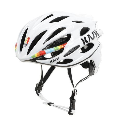 カスク(KASK) MOJITO モヒート DOLOMITES サイズ M 2048000002936 WHT 記念モデル ヘルメット (Men's、Lady's)