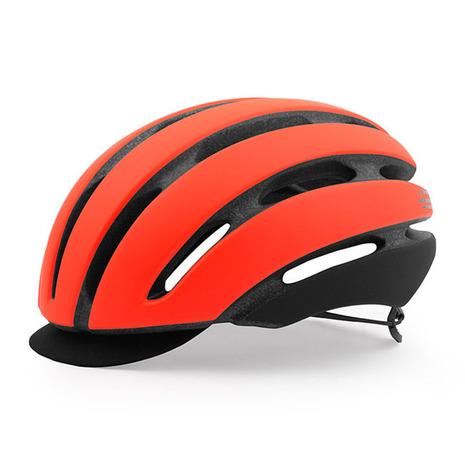 ジロ(giRo) ASPECT (サイズ:M)サイクルヘルメット 35-1057075041 VERMILLION (Men's、Lady's)