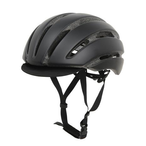 ジロ(giRo) ASPECT Lサイズ:サイクルヘルメット 35-1057076904 MATTE BLACK (Men's、Lady's)
