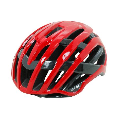 カスク(KASK) ヘルメット VALEGRO RED L 2048000003810 (Men's、Lady's)