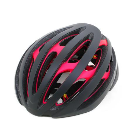 ベル(BELL) ロードヘルメット ゼファー ミップス 7080002 MAT BLK/PNK M 17 (Men's)