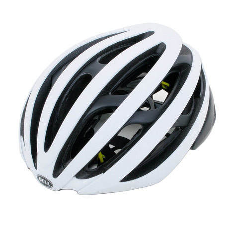ベル(BELL) ロードヘルメット ゼファー ミップス 7080047 MAT WHT/BLK M 17 (Men's)